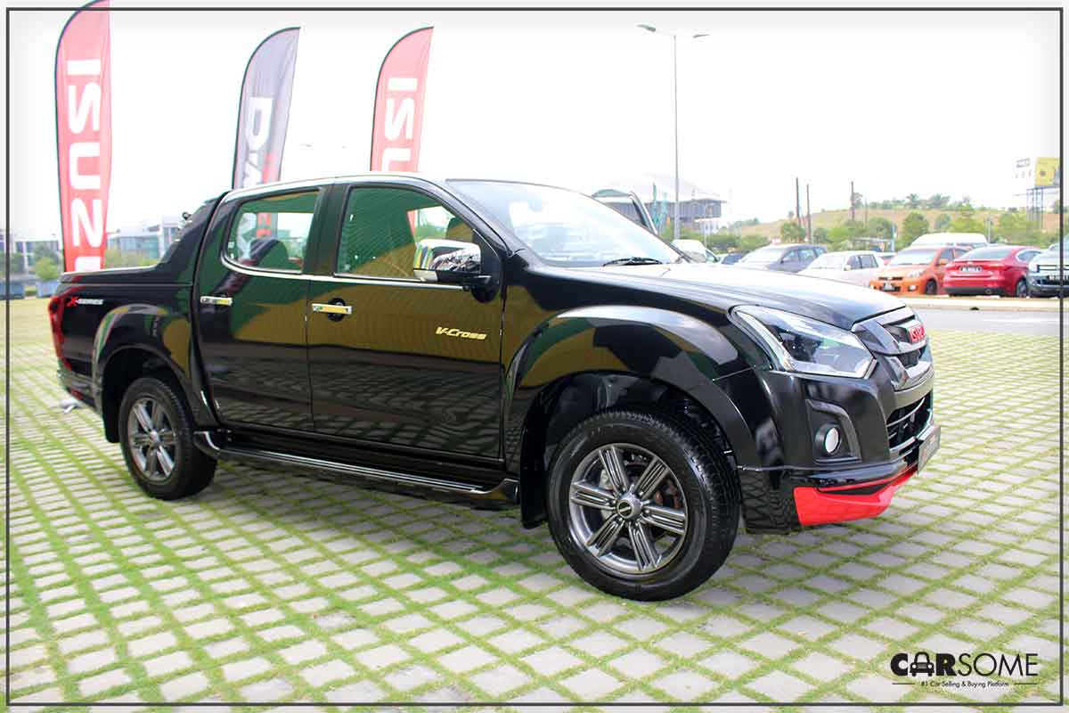 Inject some eXcitement  Isuzu's D-Max X-Series Stands Out