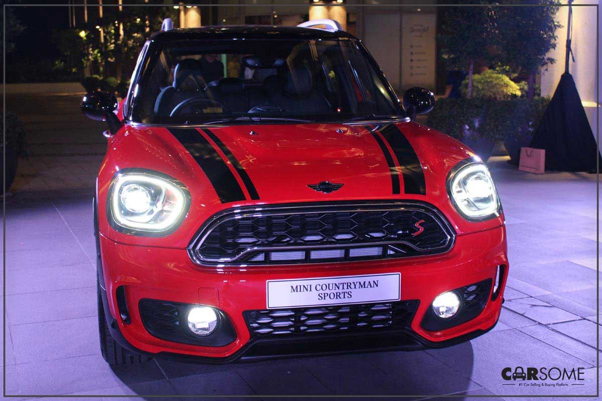The All New Mini Countryman Plug In Hybrid Heres All You Need To
