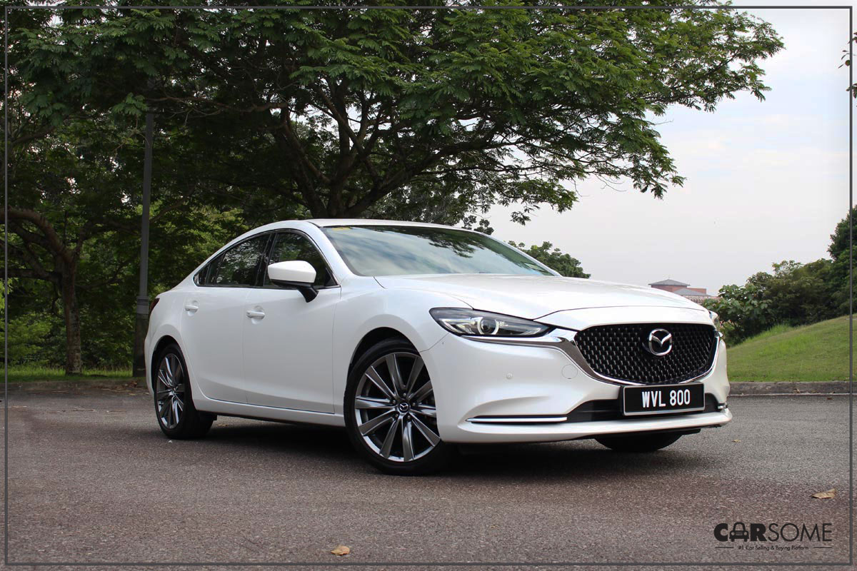 2018 mazda 6 review better than ever carsome malaysia. Black Bedroom Furniture Sets. Home Design Ideas