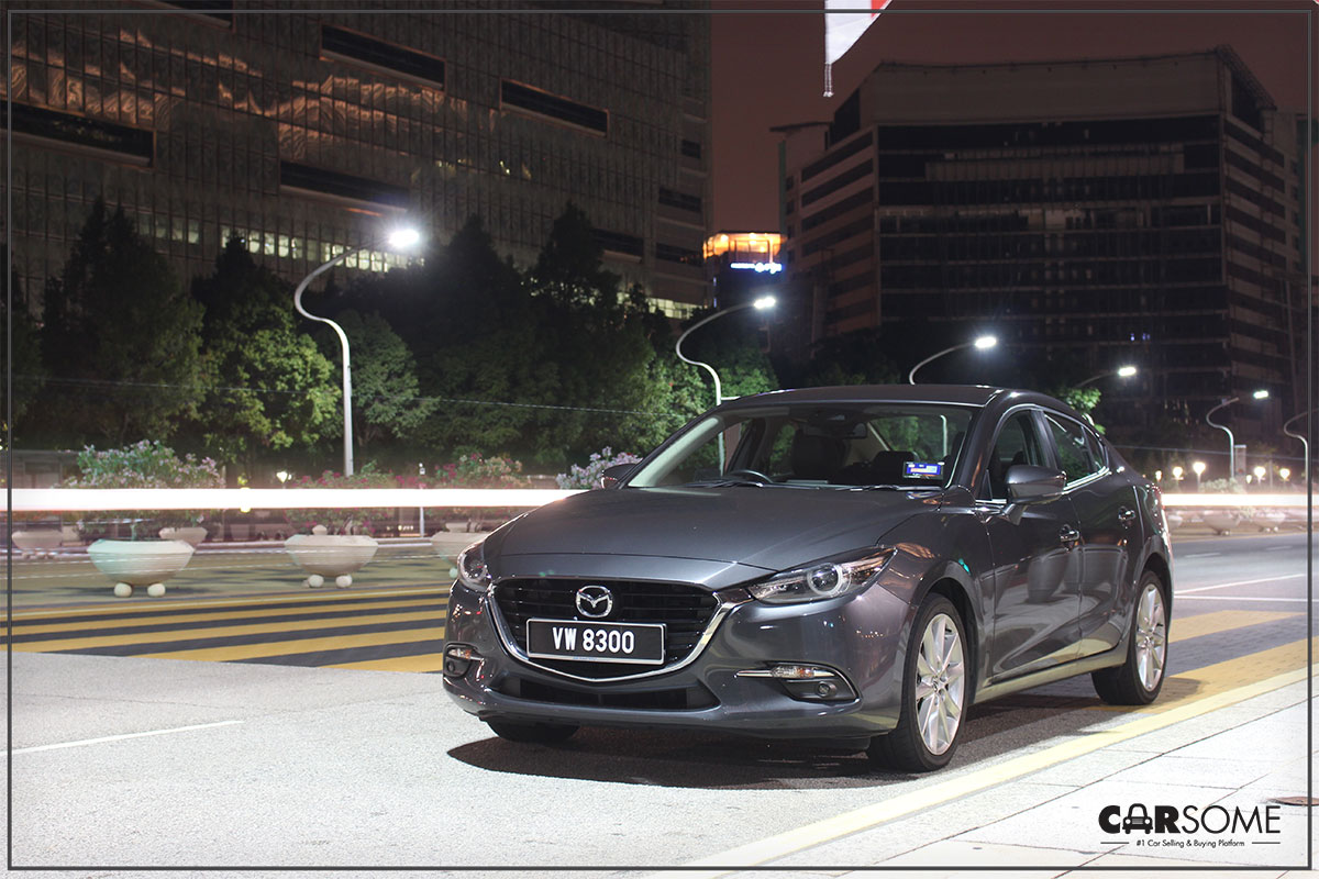 Mazda 3 GVC Review - Driven By Enthusiasts - Carsome Malaysia