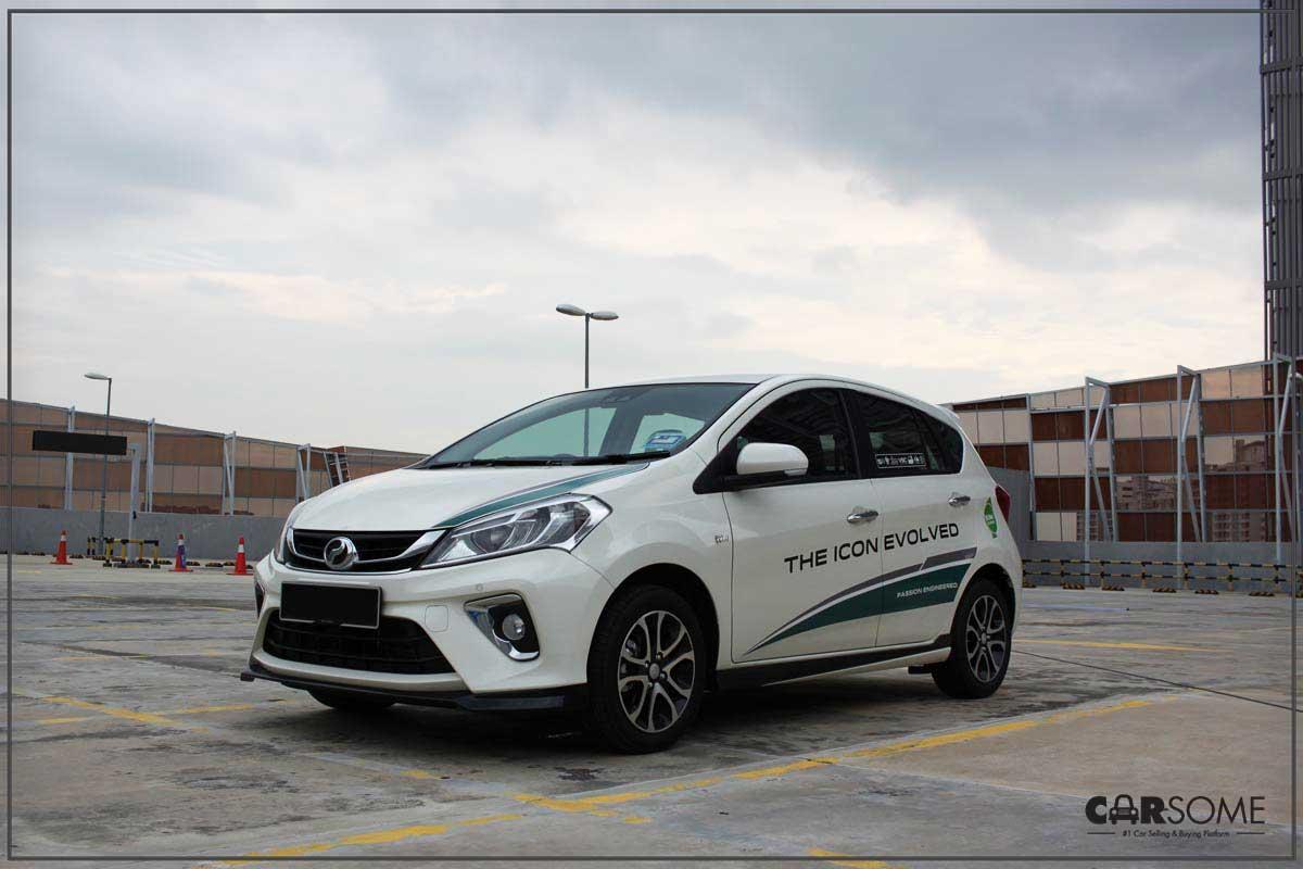 Perodua Myvi New Design - Nice Info b