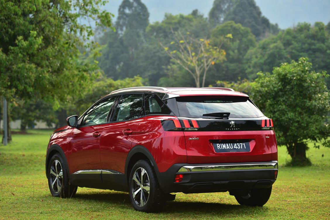 Peugeot 3008 Review The French Roars Carsome Malaysia