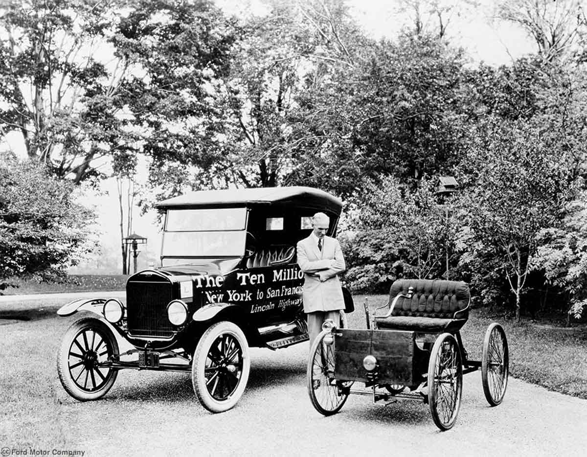Icons Of The 1900s - Ford Model T - Carsome Malaysia