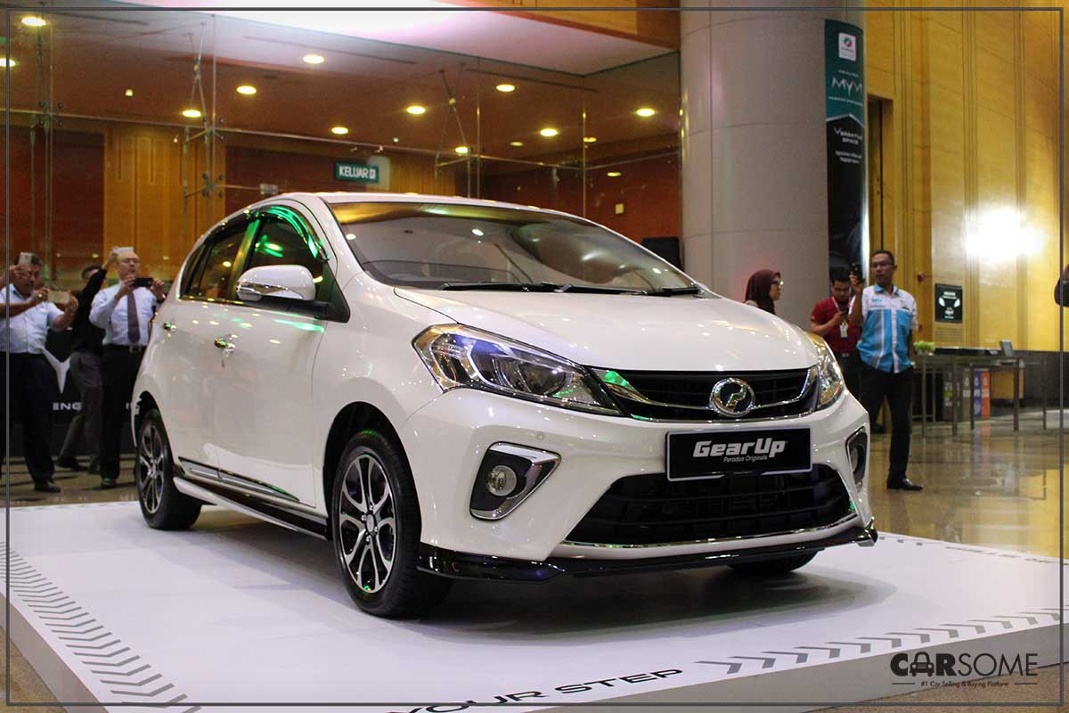 Some Facts You Probably Didn't Know About The 2018 Perodua