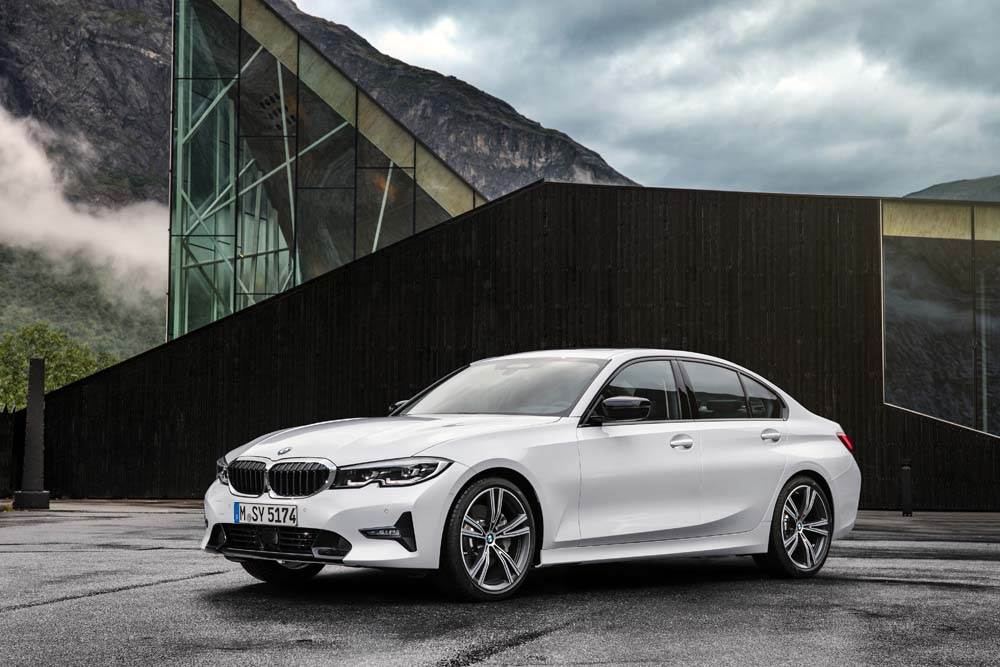 Here S All You Need To Know About Bmw S 2019 3 Series Sedan