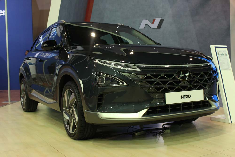 These are the Interesting Cars at the KL International Motor