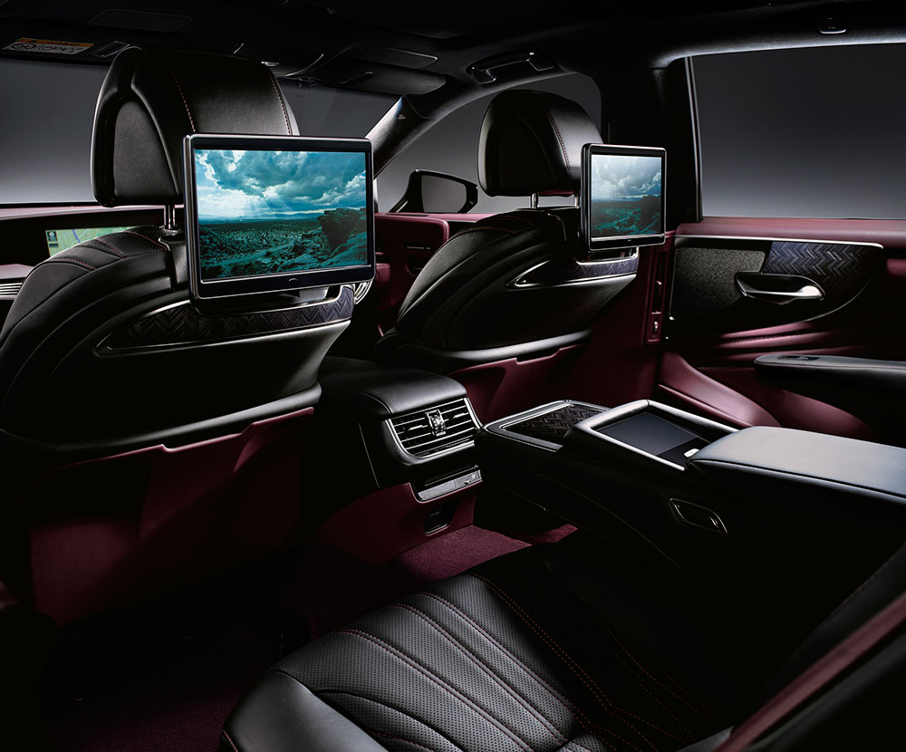 The New Lexus Ls Deserves An Interior Of The Year Award Here S Why