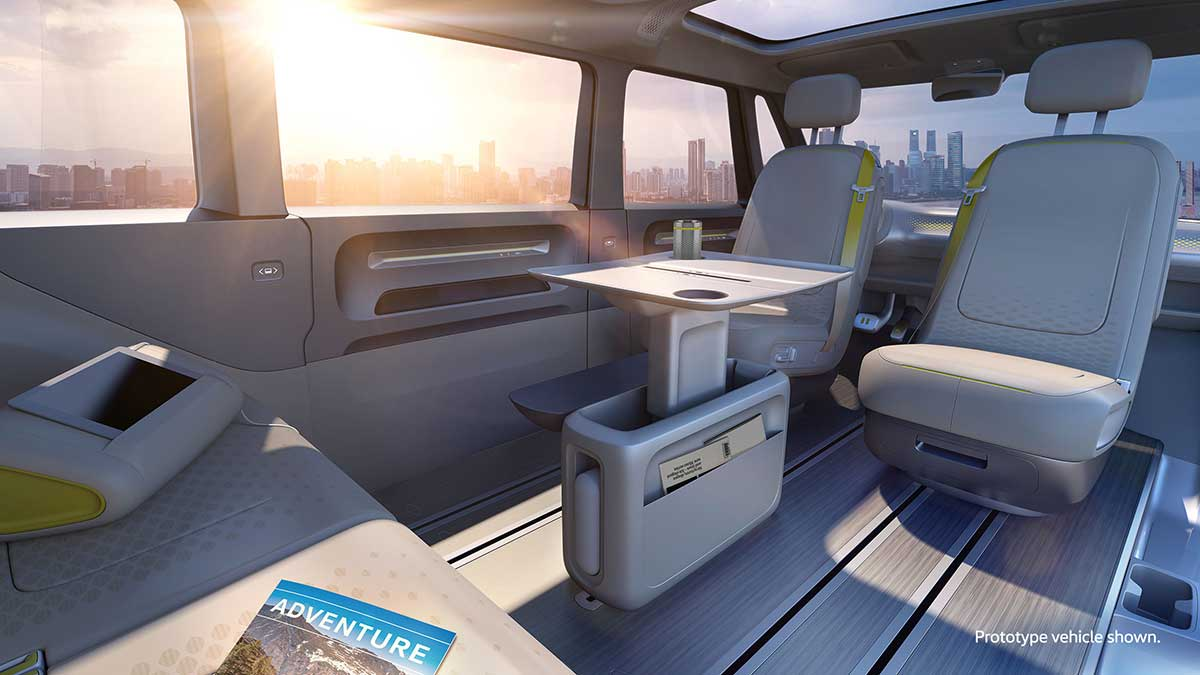 Volkswagen I D Buzz Is The New All Electric Vw Bus Carsome Malaysia