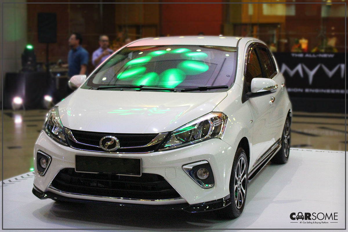 Everything You Need To Know About The 2018 Perodua Myvi