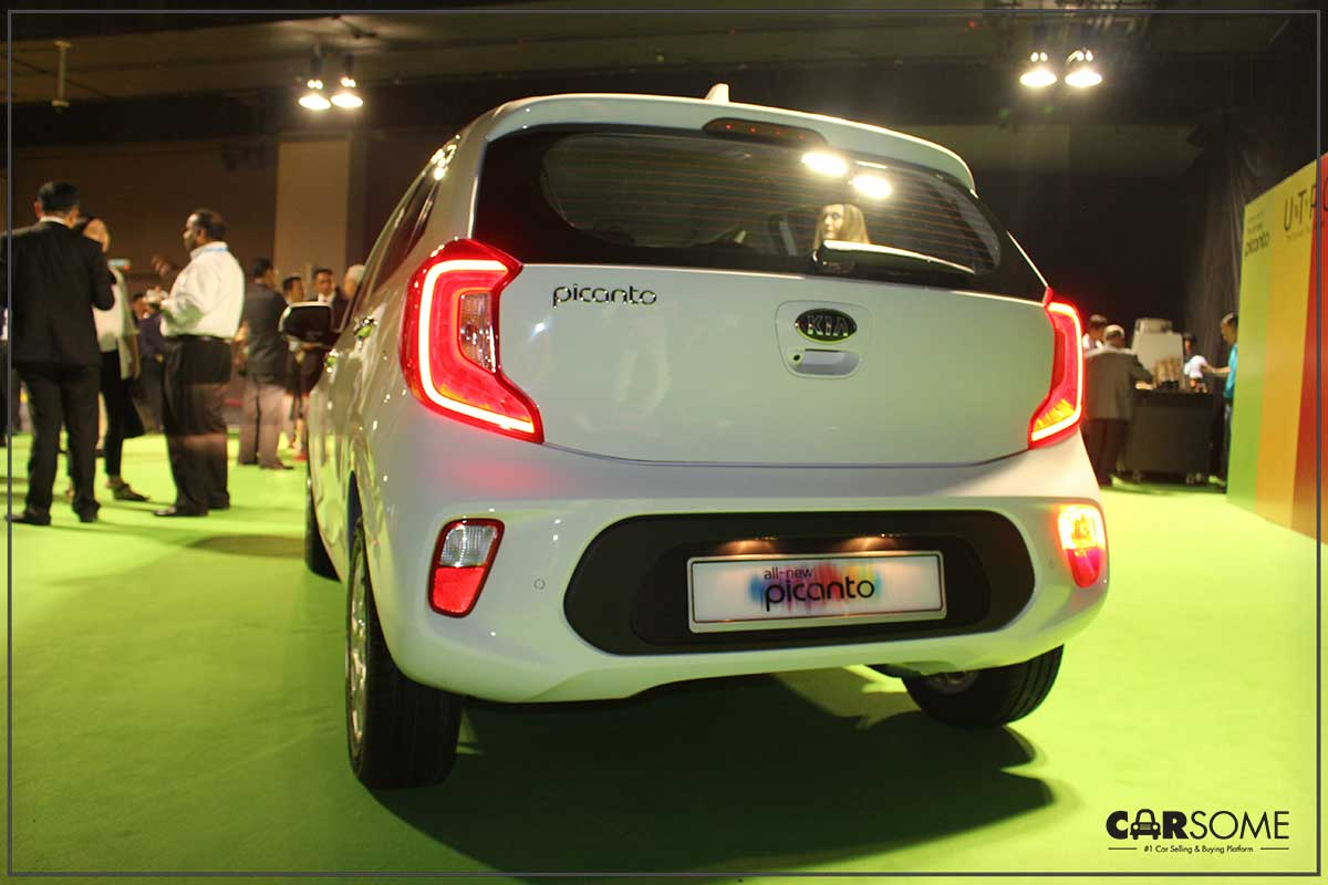 everything you need to know about the all-new 2018 kia picanto