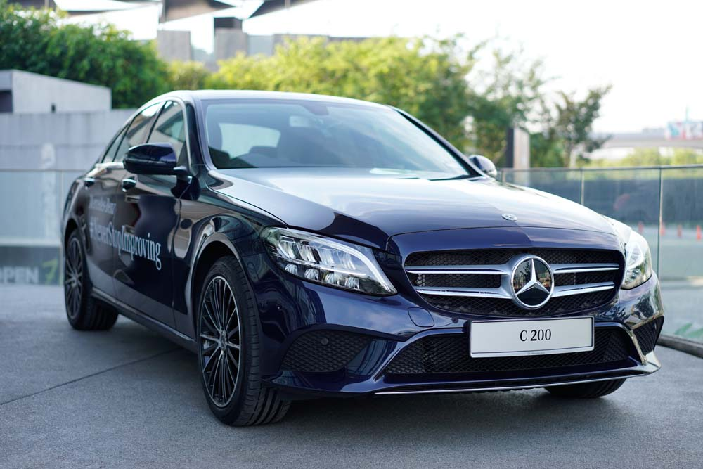 The 2018 Mercedes Benz C Class Facelift Is The Best It S
