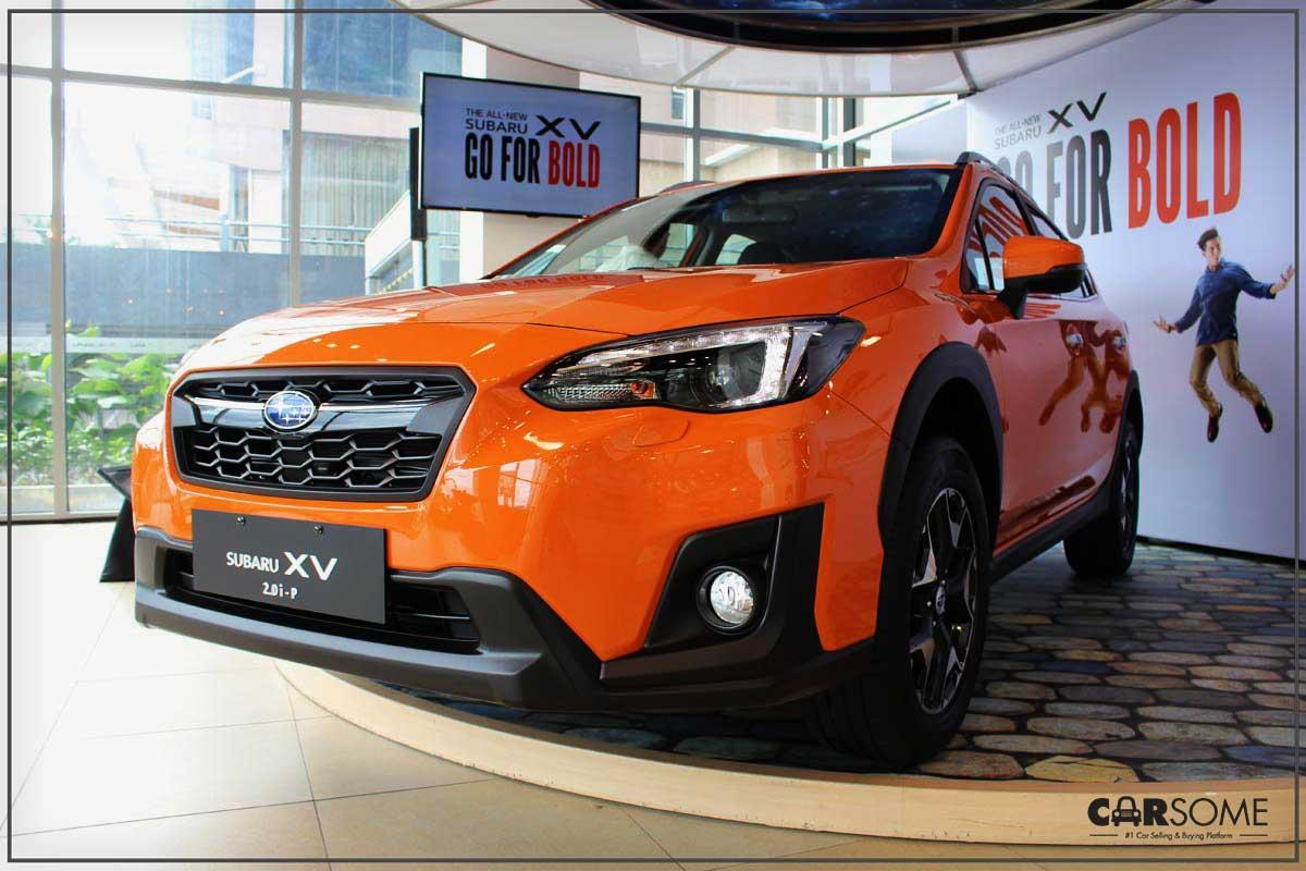 4 Reasons Why The 2018 Subaru XV Should Be Your Next SUV