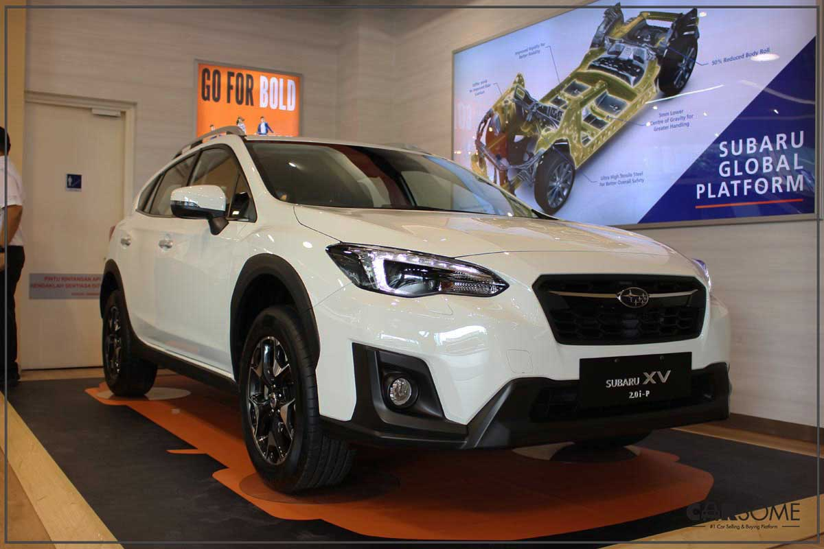 4 reasons why the 2018 subaru xv should be your next suv. Black Bedroom Furniture Sets. Home Design Ideas