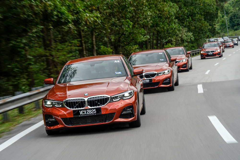 Stop what you are doing  The all-new BMW 3 Series is now in