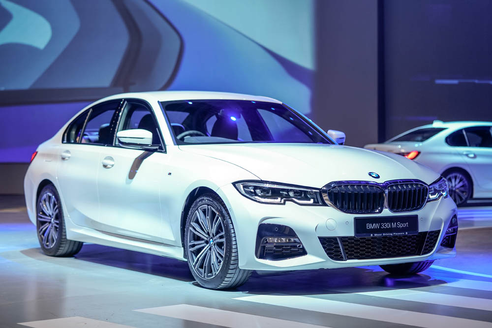 Stop what you are doing  The all-new BMW 3 Series is now in Malaysia