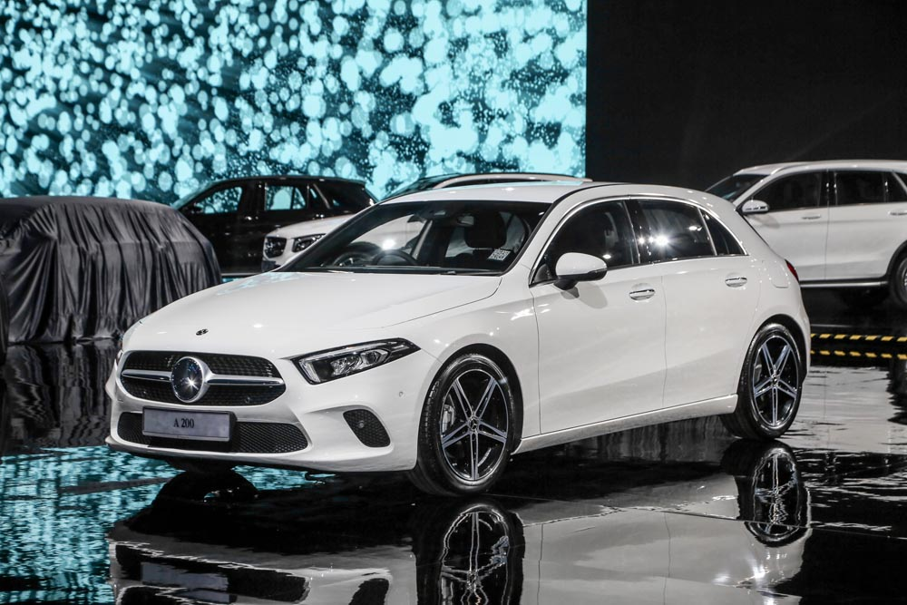 The 2019 Mercedes Benz A Class Is Now In Malaysia Here S What You