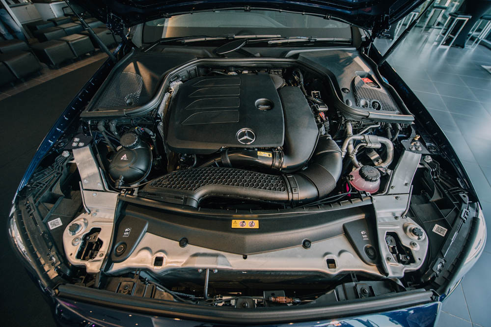 The Mercedes-Benz E-Class has been updated for 2019  Here's