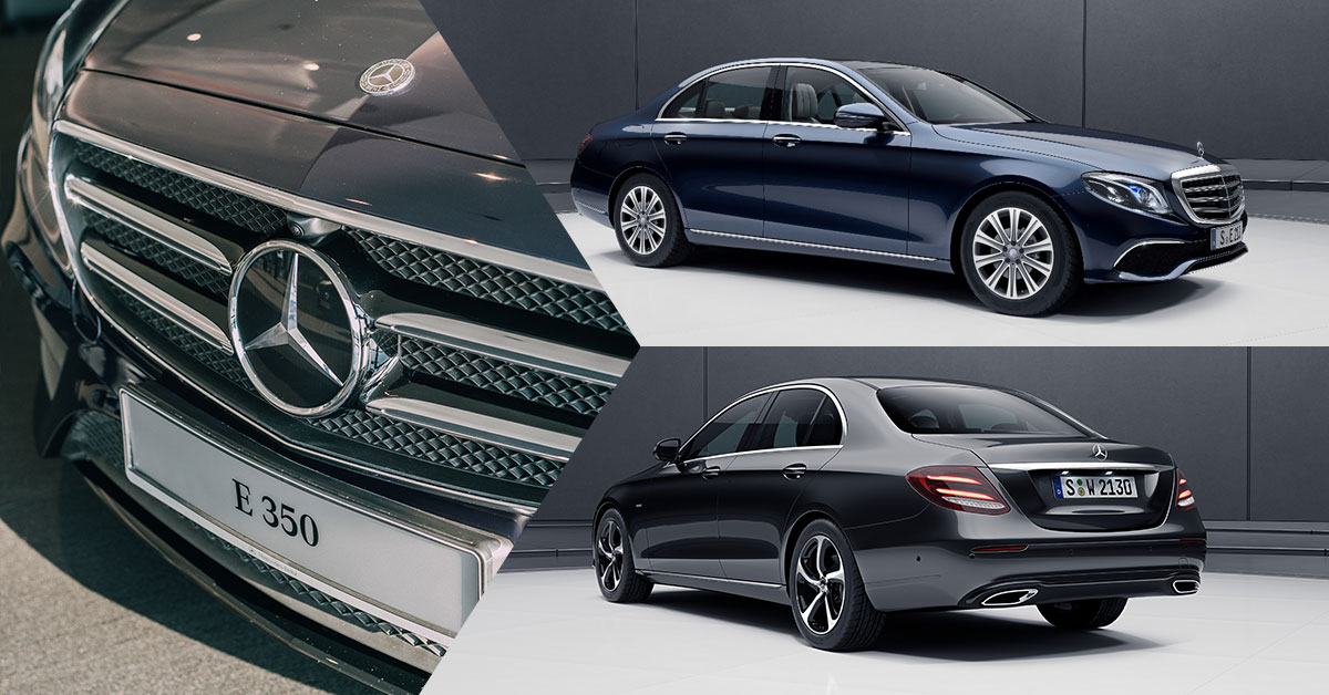 The Mercedes-Benz E-Class has been updated for 2019. Here ...