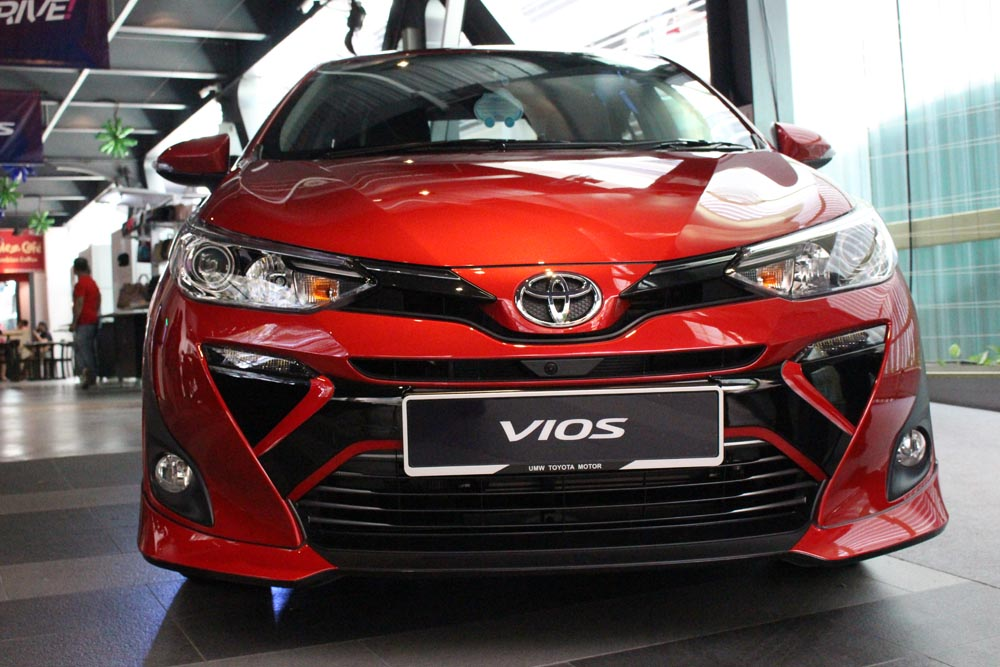 Here's why the latest 2019 Toyota Vios is the Best It's Ever