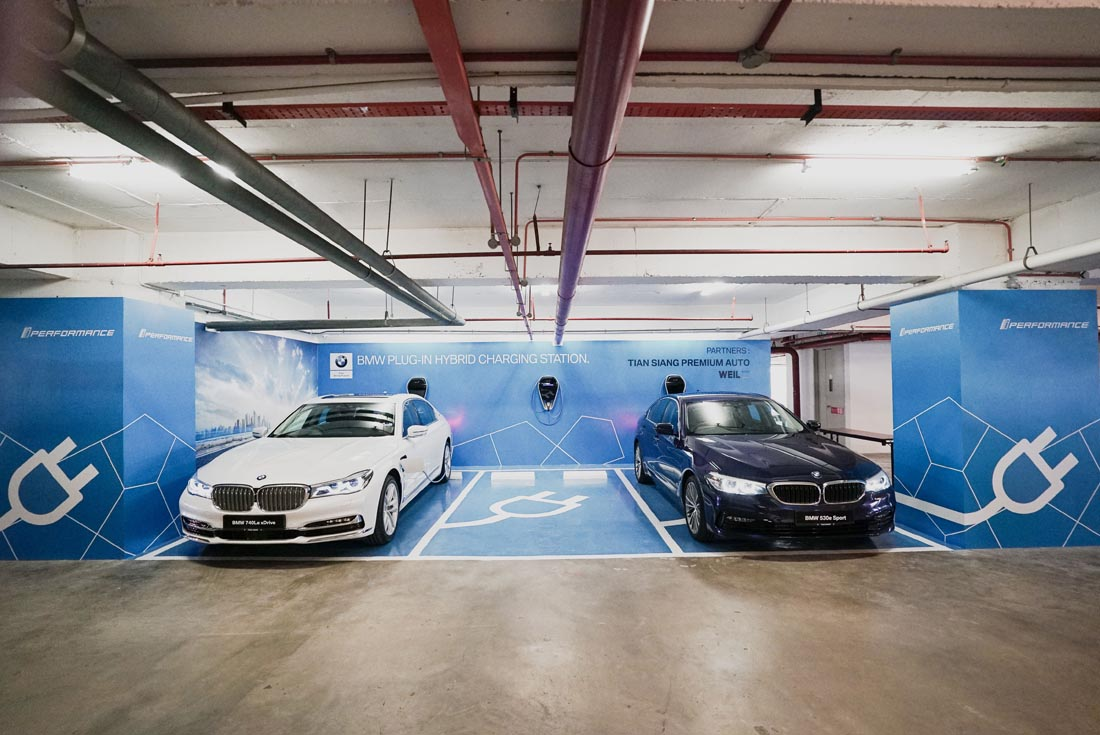 You Can Now Charge Your BMW i Vehicles At WEIL Hotel Ipoh - Carsome ...
