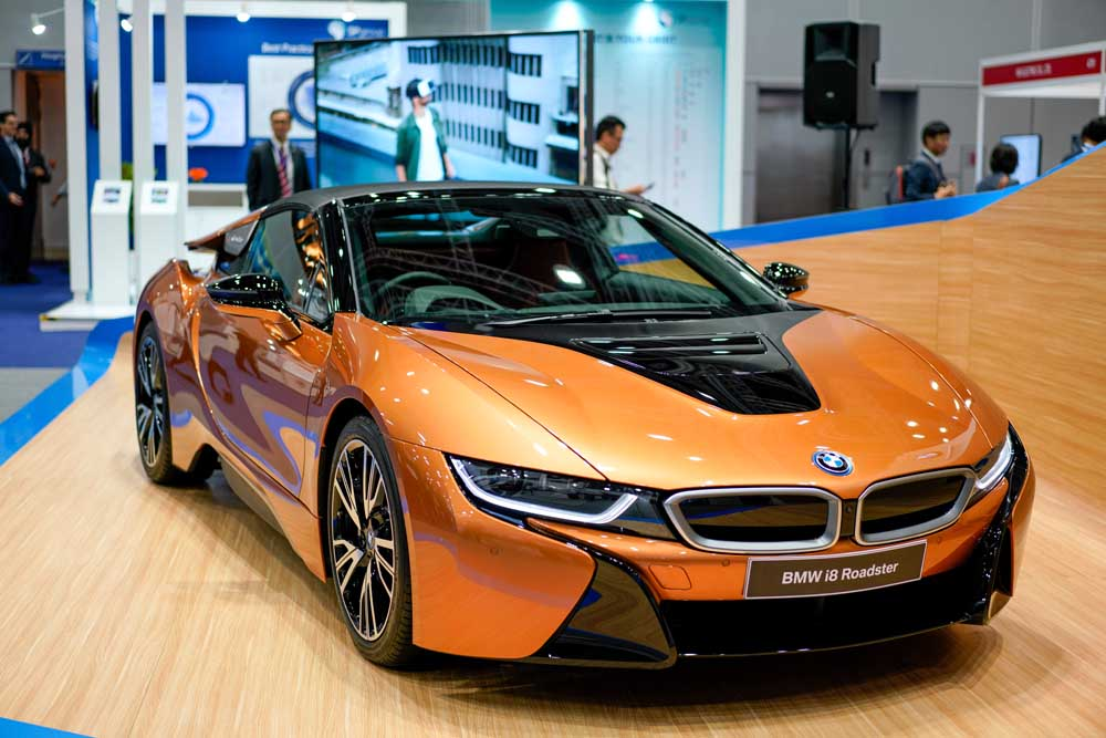 Get Some Wind In Your Hair With Bmw S I8 Roadster Carsome Malaysia