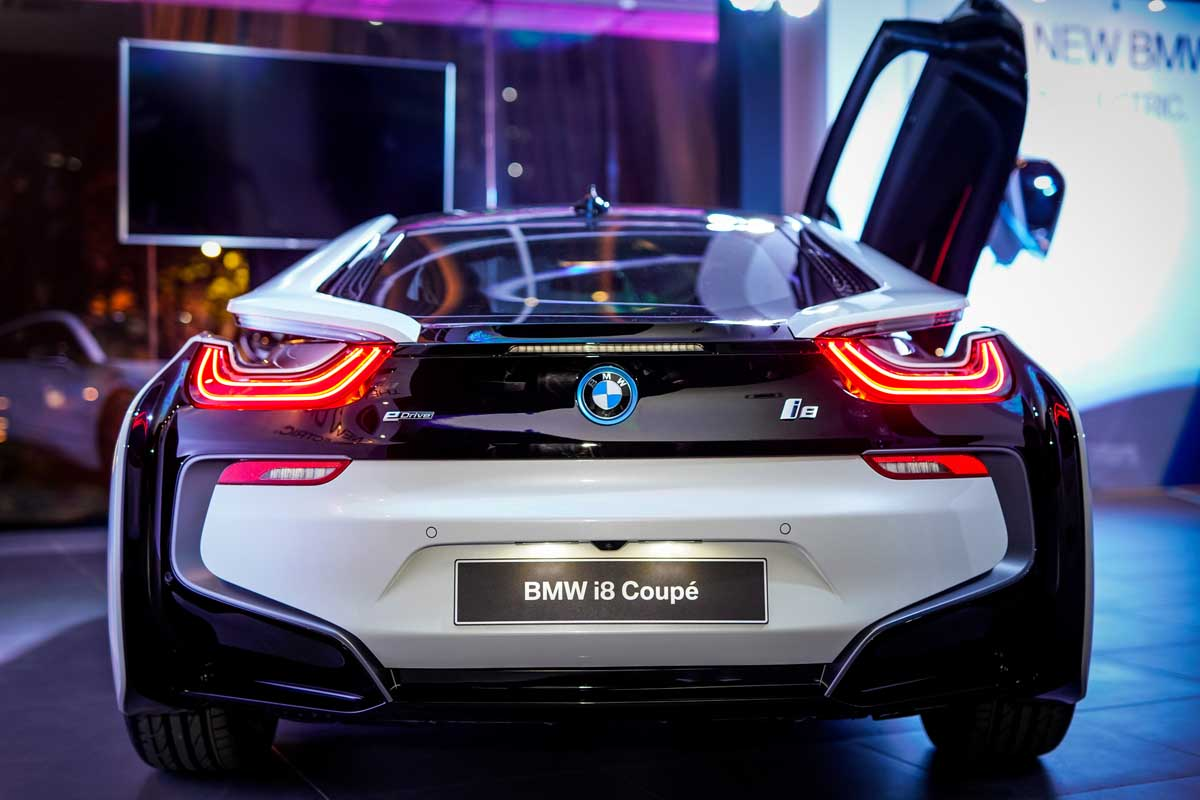 Bmw S New I8 Coupe Defines Electric Hybrid Sex Appeal Carsome Malaysia