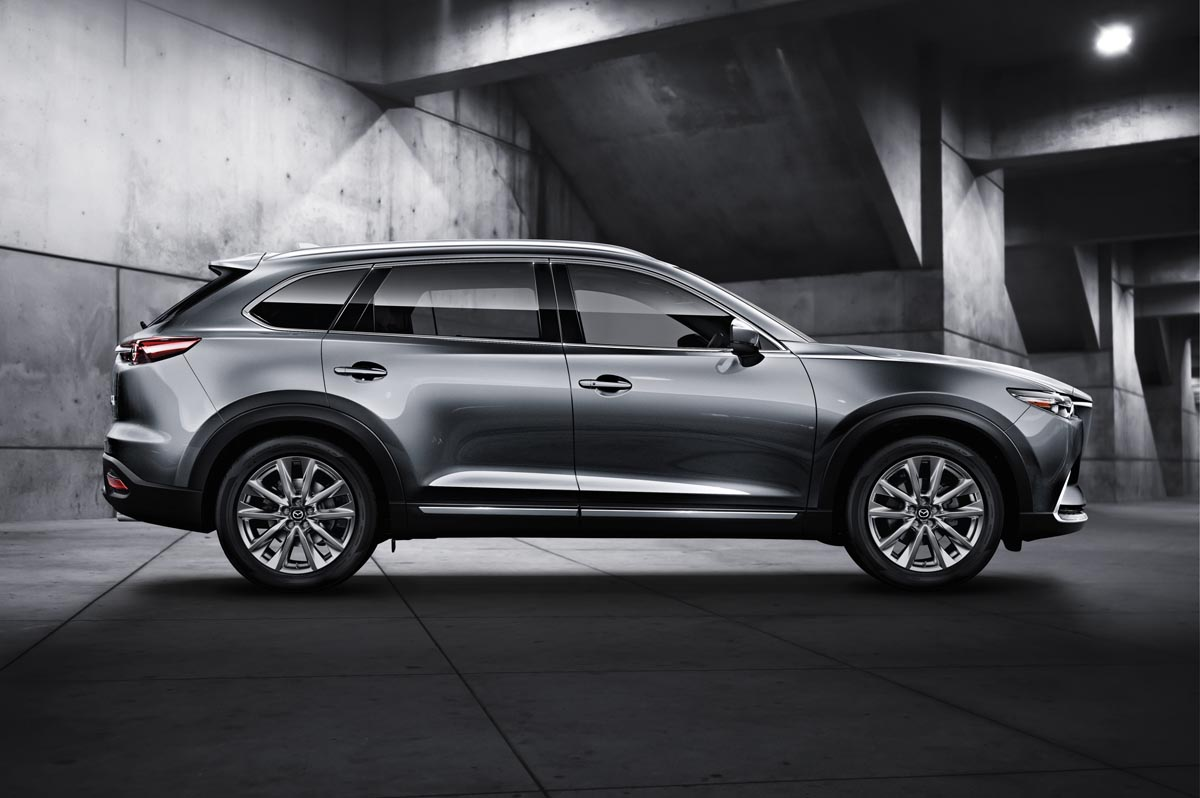 The Mazda CX-9 is Big, Bold & Beautiful! - Carsome Malaysia