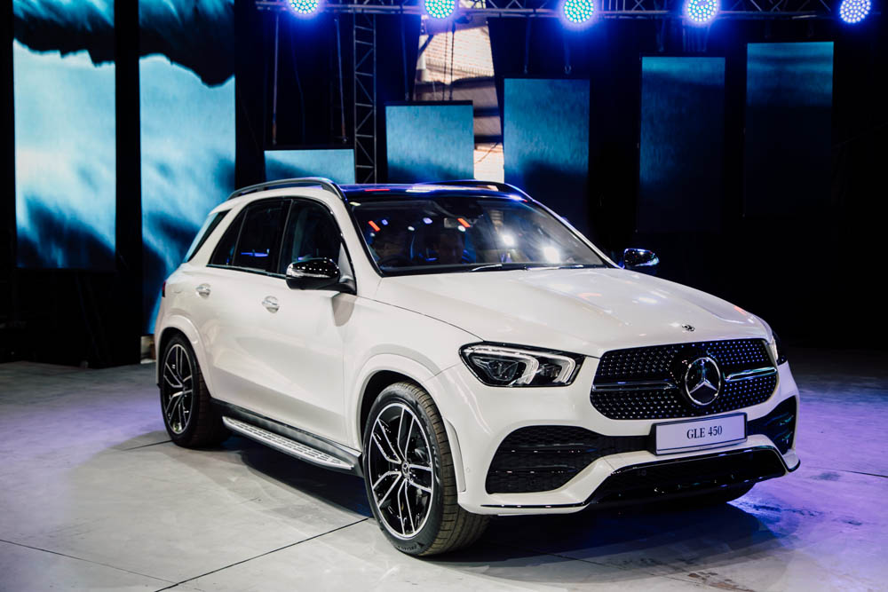 Go Places With The 2019 Mercedes Benz Gle 450 Amg Line Carsome