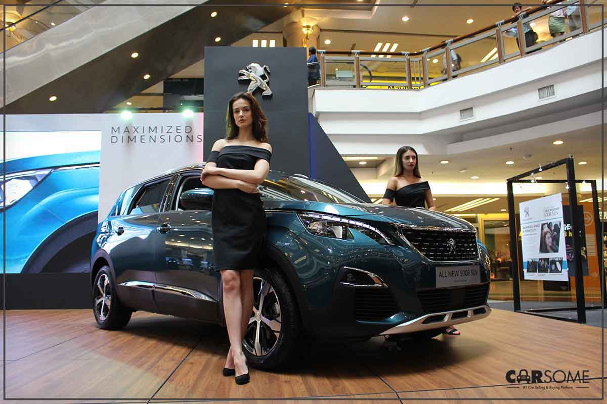 The All-New Peugeot 5008 Is Now SUV Ready - Carsome Malaysia
