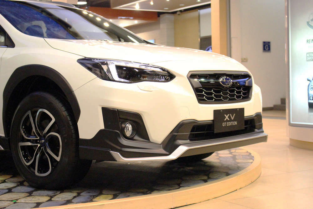 This is the Asia-Exclusive Subaru XV GT Edition - Carsome