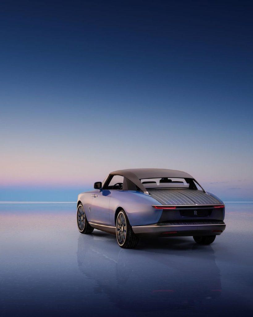 Rolls-Royce Boat-Tail