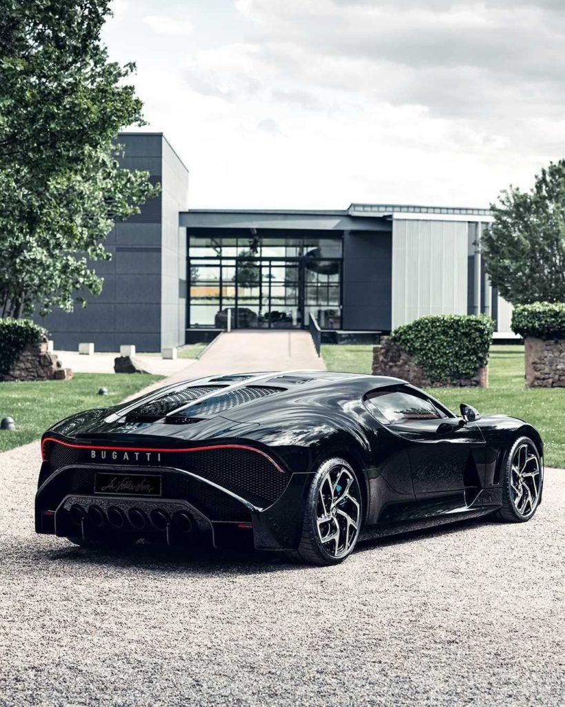 Kereta Paling Mahal di Dunia | Bugatti La Voiture Noire