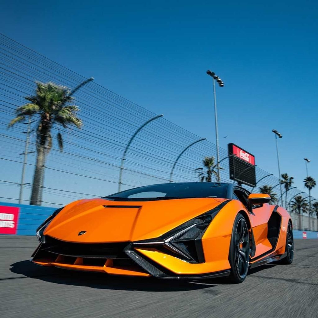 Kereta Paling Mahal di Dunia | Lamborghini Sian
