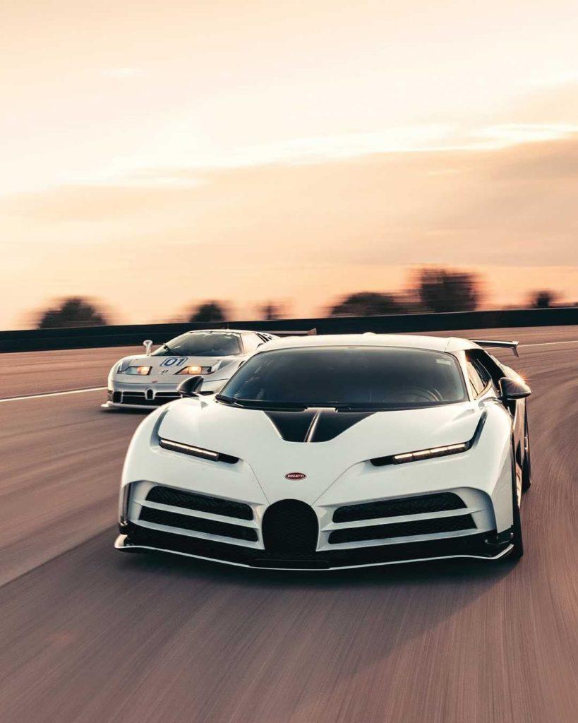 Kereta Paling Mahal di Dunia | Bugatti Centodieci