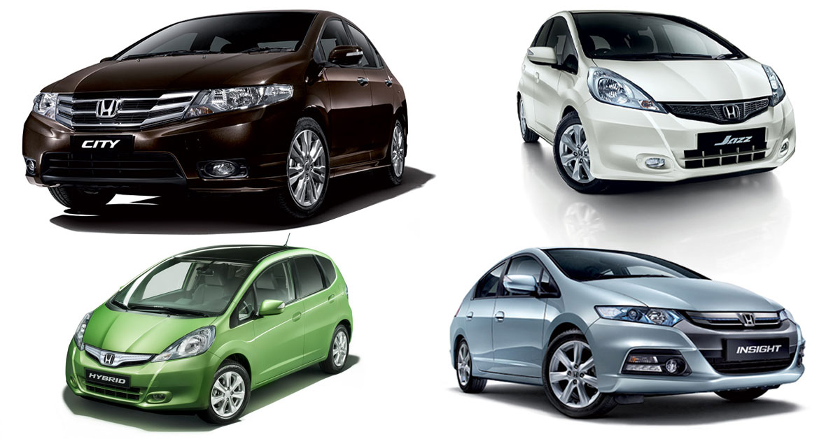 Honda Malaysia Recalls 28,399 Vehicles For Front Passenger