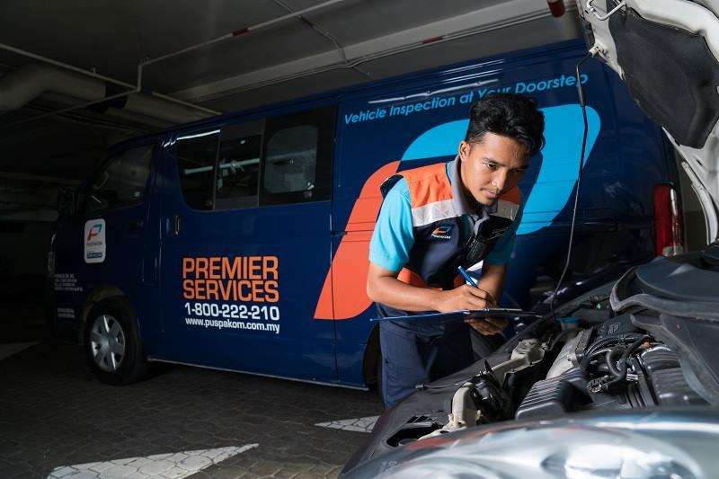 puspakom vehicle inspection