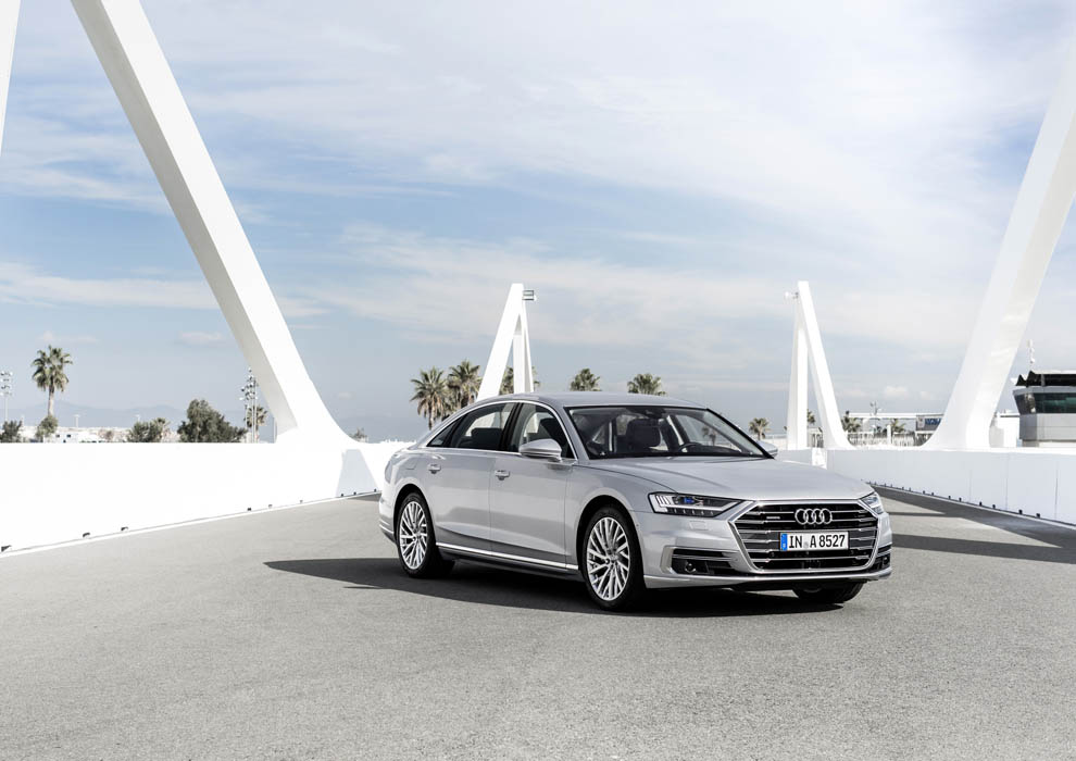 Audi's latest A6, A7 and A8L have arrived in Malaysia