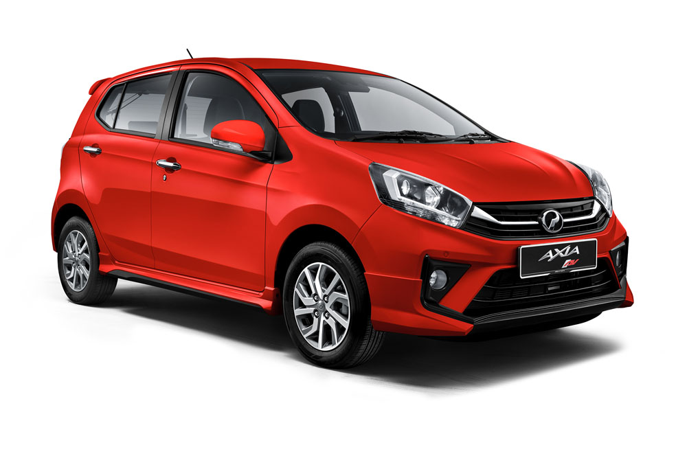The 2019 Perodua Axia is here – New Style, Better Safety