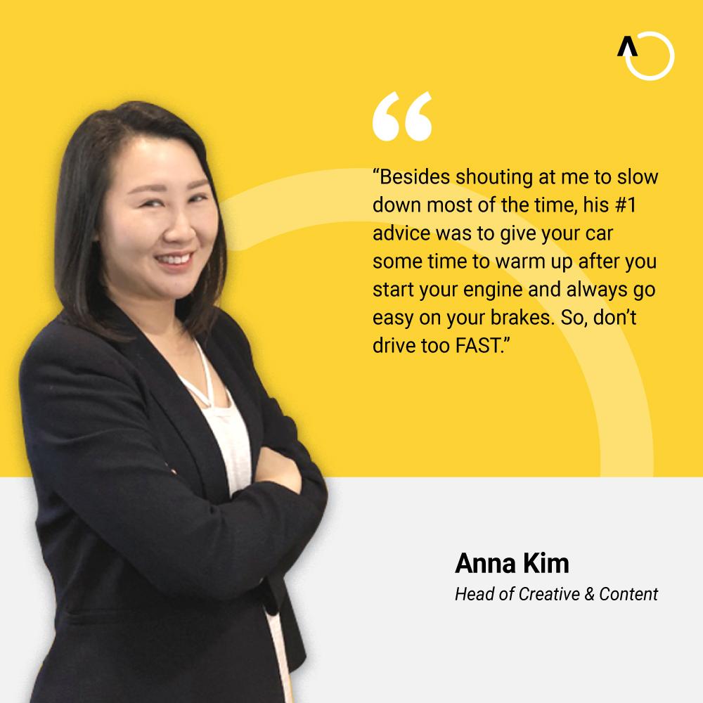 Anna Kim, Carsome's Head of Creative & Content