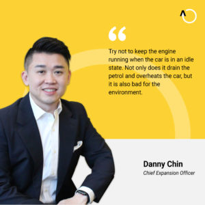 Danny Chin, Carsome's Chief Expansion Officer