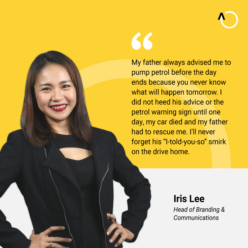 Iris Lee, Carsome's Head of Branding & Communications