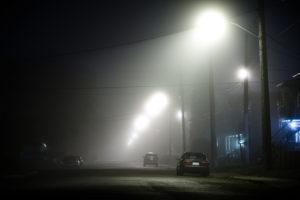haunted roads