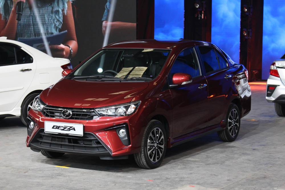 A Prosperous Cny Ahead With The New 2020 Perodua Bezza Carsome