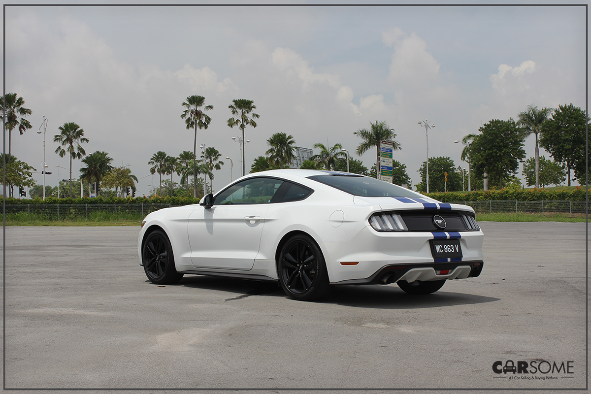 Ford Mustang 2 3 EcoBoost Review - Carsome Malaysia