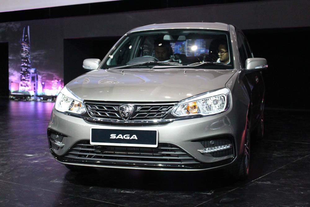 The 2019 Proton Saga Is The Cheapest New Sedan In The Market
