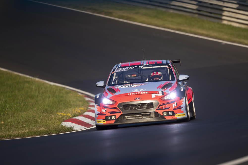 Hyundai's N cars showcase endurance at 2019 Nürburgring 24