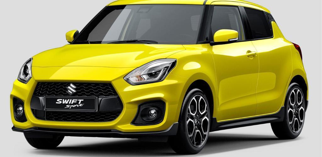 kereta mahal - Suzuki Swift Sport