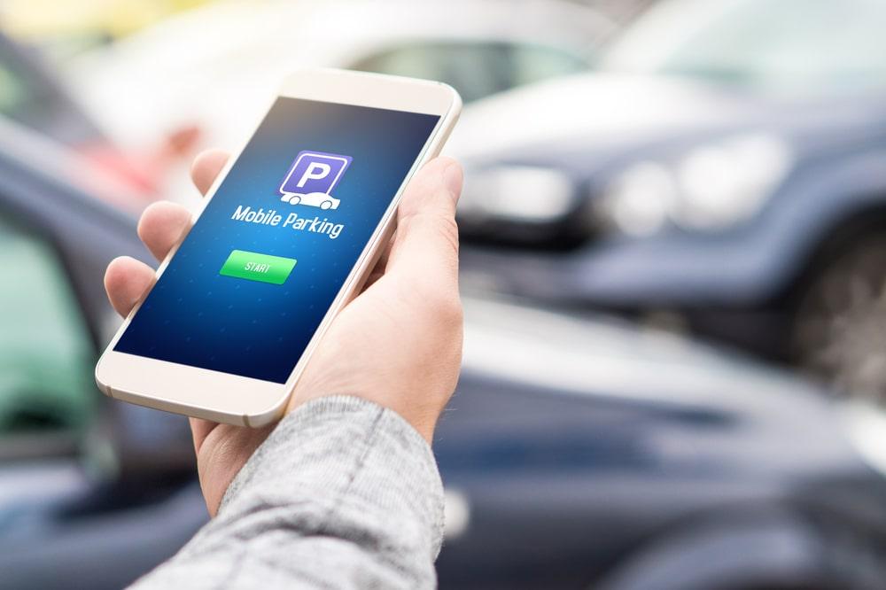 smart phone apps | aplikasi bayar parking di Malaysia