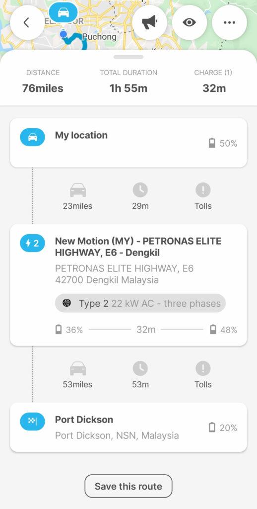 chargemap app