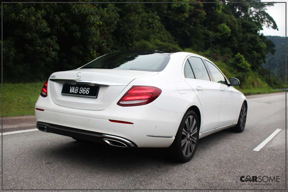 Mercedes-Benz E200 and E250 Review - Up Close and Personal